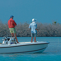 Fishing in Cayo Largo